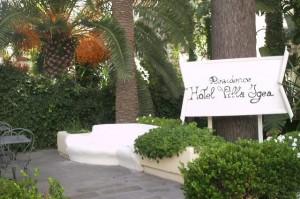 RESIDENCE HOTEL VILLA IGEA  CAPRI